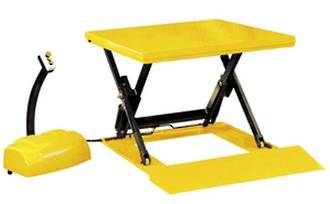 1000Kg Low Profile Lift Table