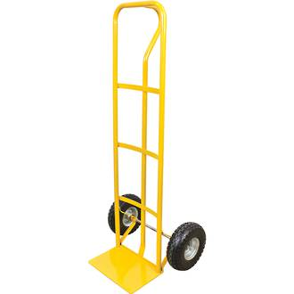 P Handle Trolley - 200Kg 3 x Wheel Variations