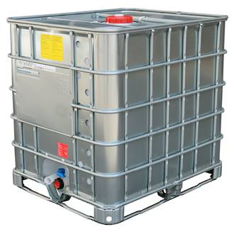 1000 Litre EXZ DG IBC DN50 Reconditioned
