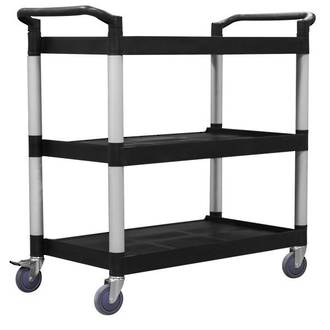 3 Tier Service Trolley - 790 x 500mm