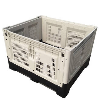 700 Litre Vented Collapsible Pallet Bin