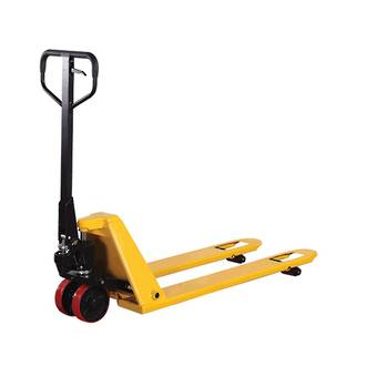 Low Profile 4 Way Entry Pallet Truck