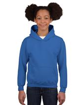 CDG18500B - Heavy Blend Youth Hooded Sweatshirt