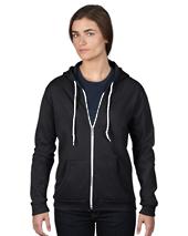 CDA71600FL - Women's Full-Zip Hooded Fleece