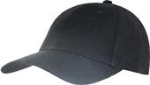 CDV6009 - Value 6 Panel Brushed Cotton Cap