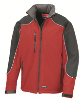 CDR118X - Ice Fell Softshell Hooded Jacket