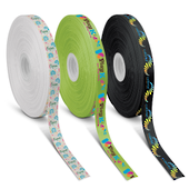 Personalised Ribbon 20mm - Full Colour