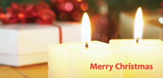 Christmas Card Sample Images Landscape