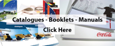Catalogues Booklets Manuals - Copy Direct