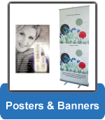 Posters and Banners - Copy Direct
