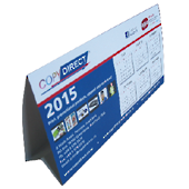 100 Annual Desk Calendars $3.49 Each