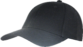 CDV6009 - Value 6 Panel Brushed Cotton Cap