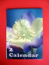 A4 Portrait Annual Calendar