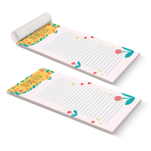 DLE Vertical Note Pad