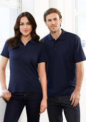Mens-Ladies Base Polo