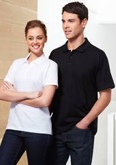 Mens-Ladies Ice Polo
