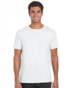 White Soft Style Adult T