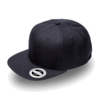 CDU15606 - Snap Back Flat Peak Cap