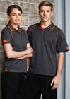 Mens-Ladies Fusion Polo
