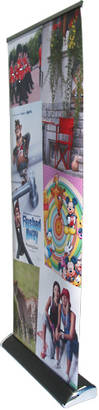 Pull Up Display Banner - Prestige 850 x 2000