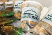 Marinated Mussels - Garlic