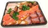 Smoked Seafood Platter - Medium