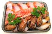 Smoked Seafood Platter - Small