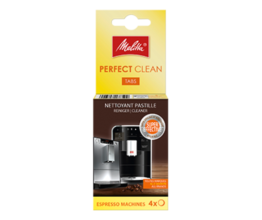 Melitta Perfect Clean cleaning tabs