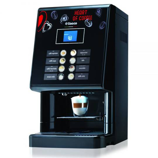 Saeco Phedra Evo Cappuccino Coffee Machine