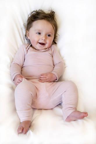 Baby Long Sleeve Merino Top