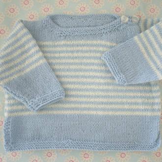 Merino Wool Baby Knit Jersey