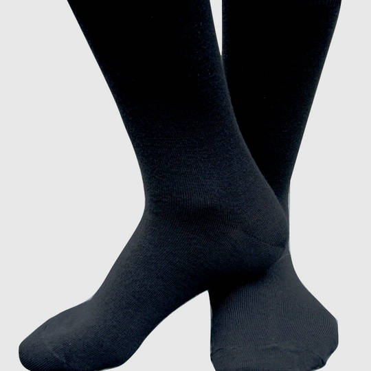 Plain Merino Dress Sock in Bulk - Womens & Small Adult