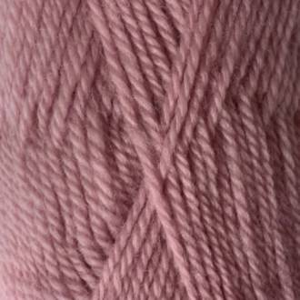 Crucci Ferndale: Pure 100%  NZ Wool 8 Ply Yarn - Dusky Pink
