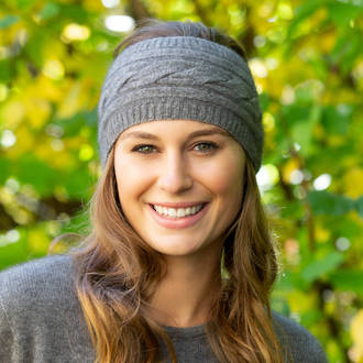 Possum Merino Head Band