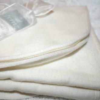 Merino Wrap Baby Blanket