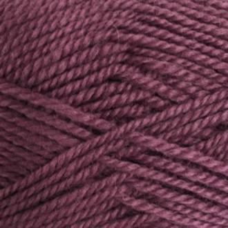 Red Hut: 100% Wool 8 Ply Yarn - Dark Lilac
