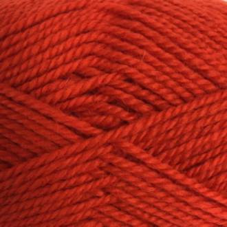 Red Hut: Pure 100% Wool 8 Ply Yarn - Terracotta