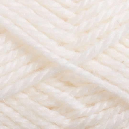 Red Hut: Pure 100% New Zealand Wool 8 Ply Yarn - White
