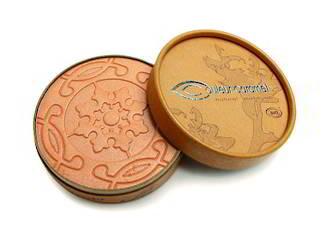 Pearly Orange Brown Powder Bronzer (111222)