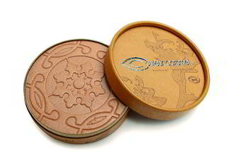 Pearly Beige Brown Powder Bronzer (111223)