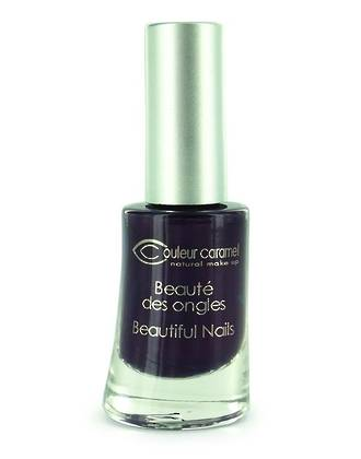 Pearly Plum Nail Polish (118815)