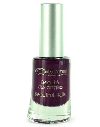 Pearly Burgundy Nail Polish (118809)