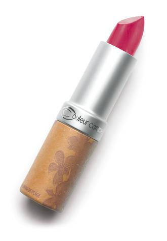 Bright Pink Matt Lipstick n°123