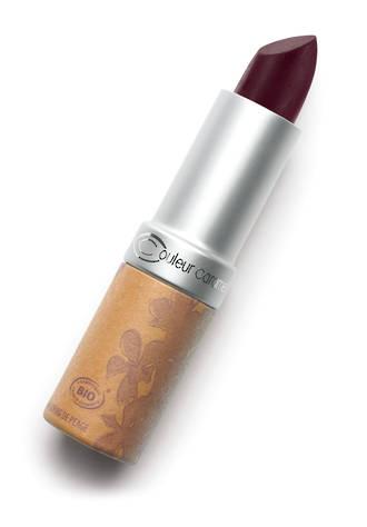 Burgundy Matt Lipstick n°124