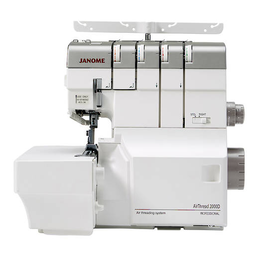 Janome Air Thread Overlocker