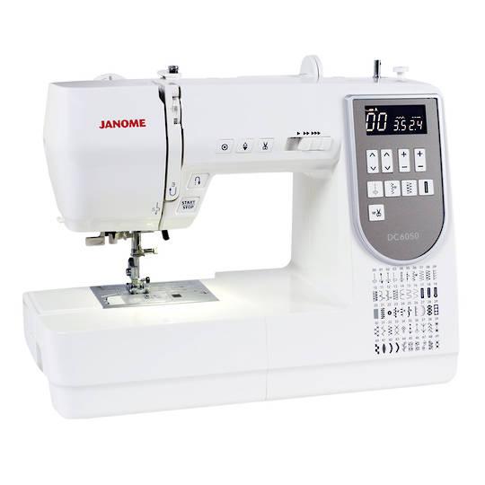 JanomeDC6050