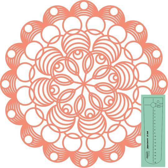 Westalee Artisan Curves- Circles#5