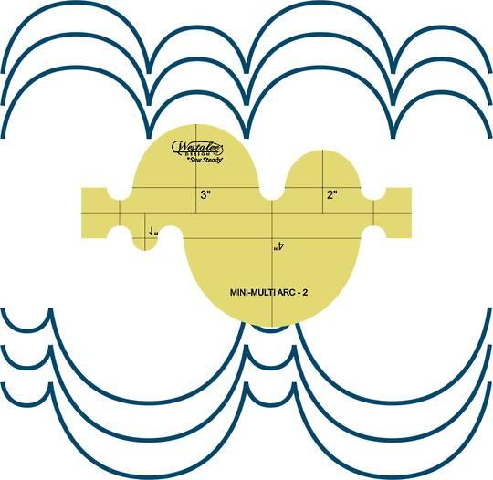 Westalee Mini Multi Arc