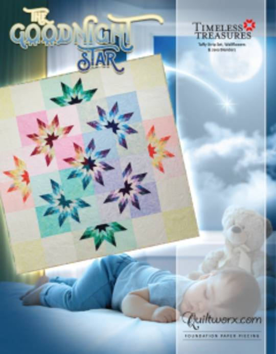 Quiltworx Goodnight Star