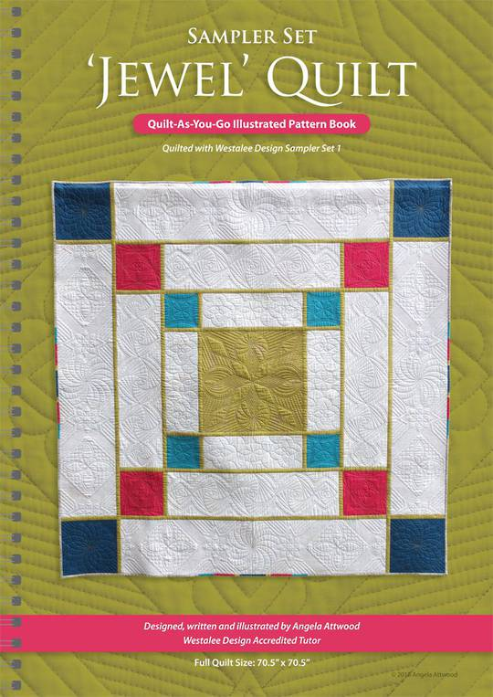 Class - Quilt as you Go with Rulers